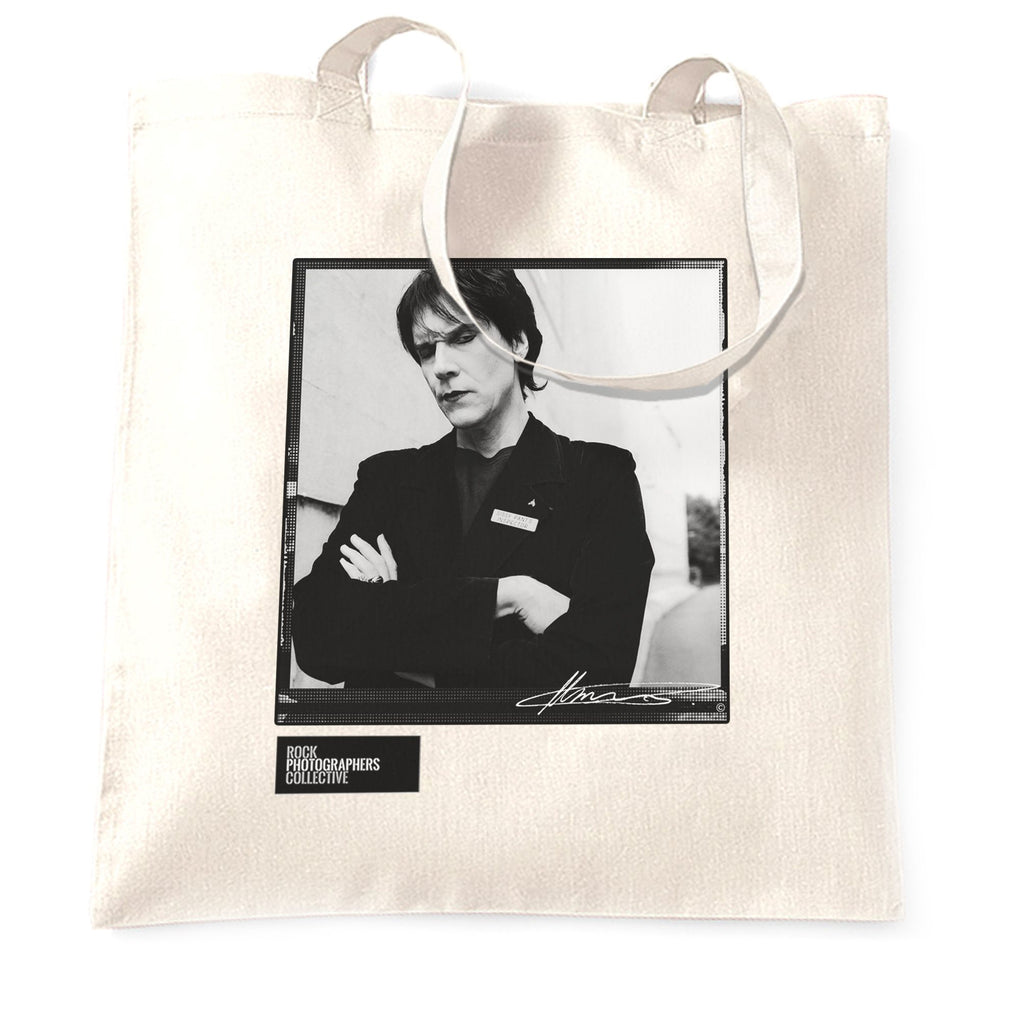 The Cramps, Lux Interior, 2008, MRW Tote Bag