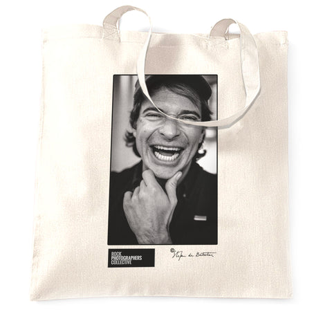 Dave Lee Roth, Van Halen, London, 1996 (SdB) Tote Bag