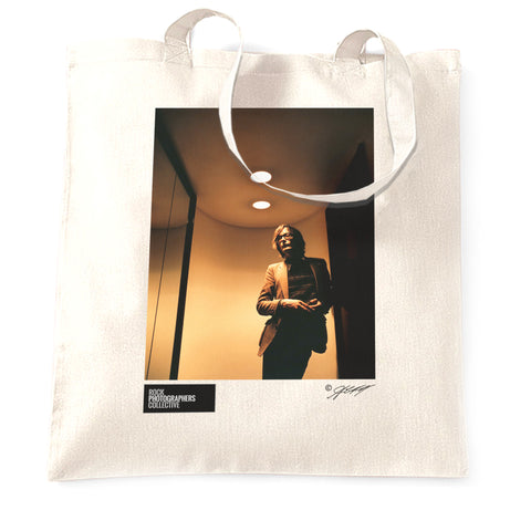 Jarvis Cocker, ICA London, 2005 (AC) Tote Bag