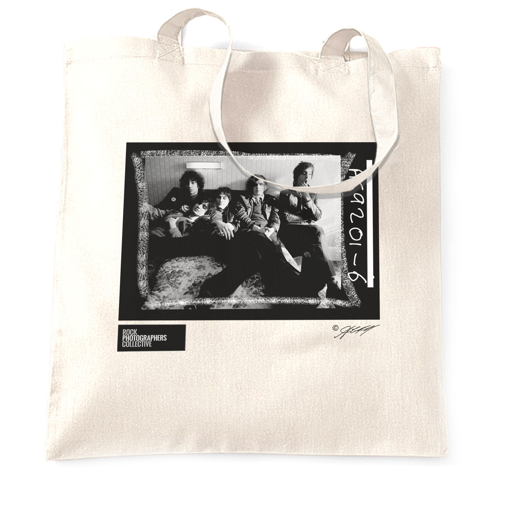 The Strokes, London, 2006 (AC) Tote Bag