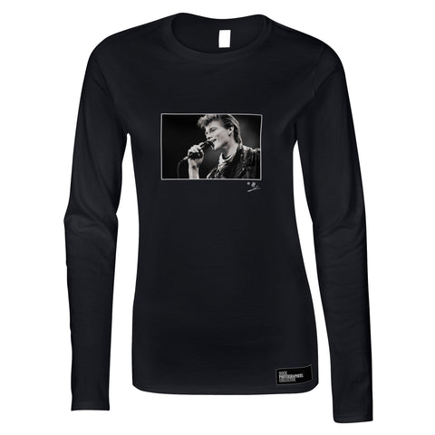 A-ha, Morten Harket, live, 1988, AP Women's Long Sleeve