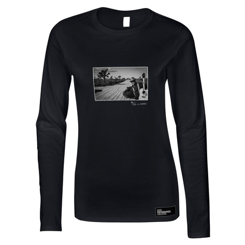 Frank Black, The Pixies, 1992 (SdB) Women's Long Sleeve