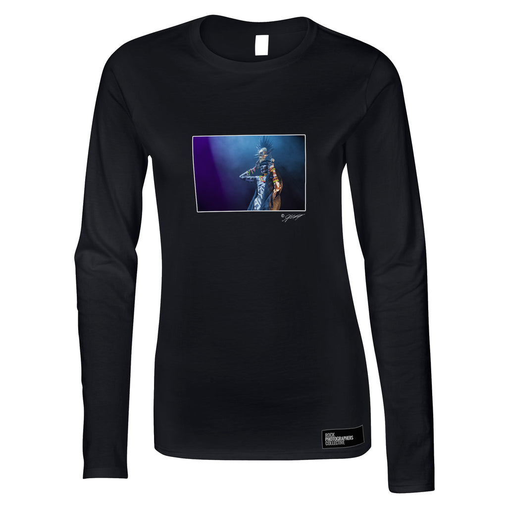 Grace Jones, London, 2017, AC Women's Long Sleeve