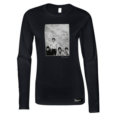 Portrait Pink Floyd Women's Long Sleeve