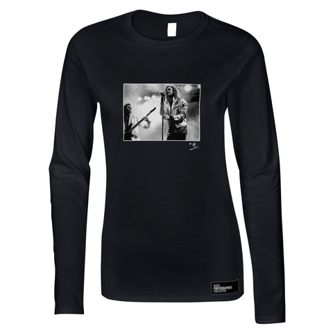 Duran Duran live in Antwerp, year unknown AP Women's Long Sleeve