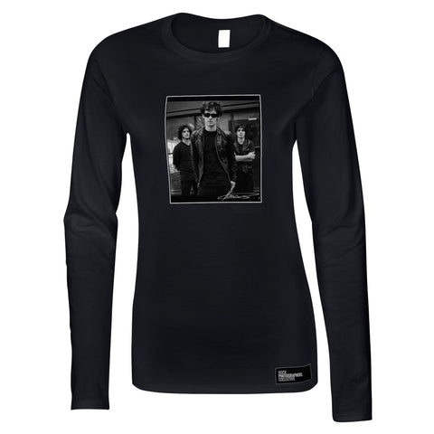 Black Rebel Motorcycle Club, 2003 (2) MRW Women's Long Sleeve