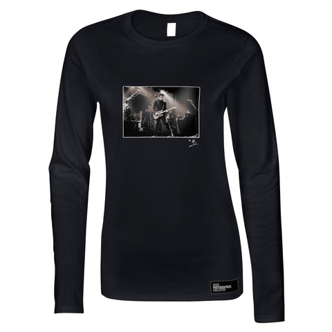 The Stranglers, Hugh Cornwell, live, 1980 AP Women's Long Sleeve
