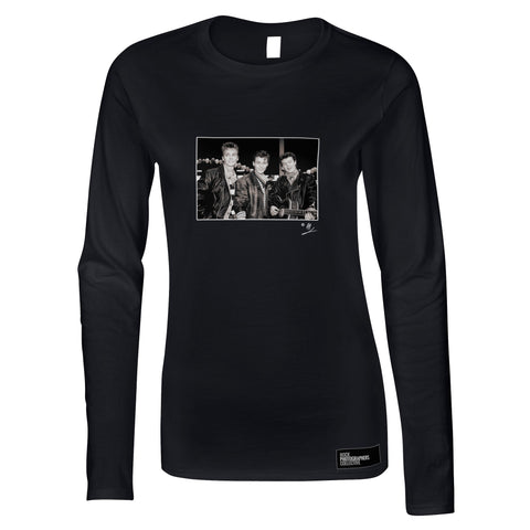 A-ha, band portrait, 1988, AP Women's Long Sleeve