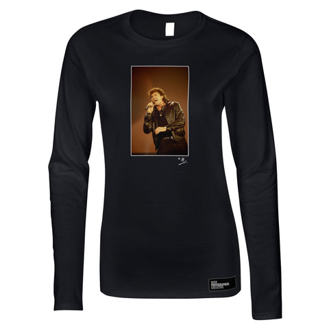 David Hasselhoff live in Antwerp AP Women's Long Sleeve
