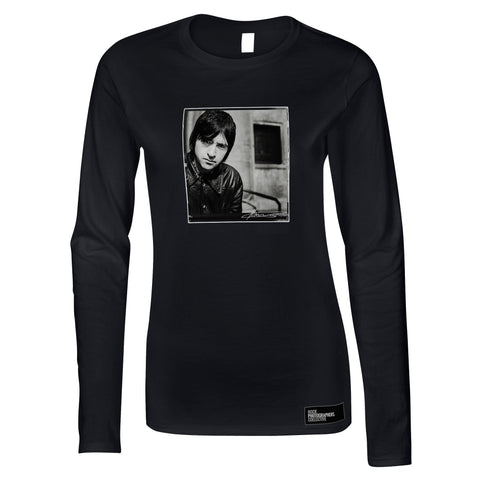 Johnny Marr, The Smiths, 2002, (2) MRW Women's Long Sleeve