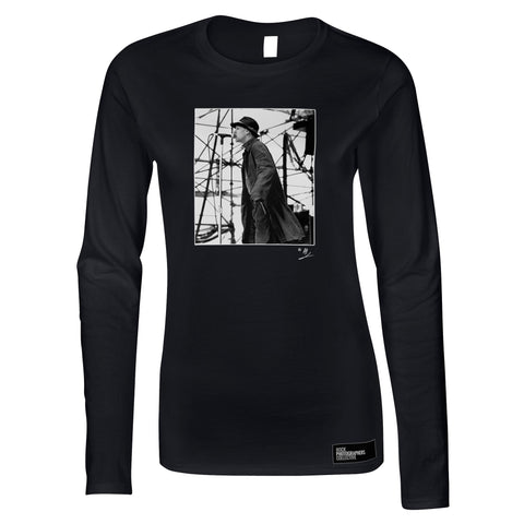 Michael Stipe REM live AP Women's Long Sleeve