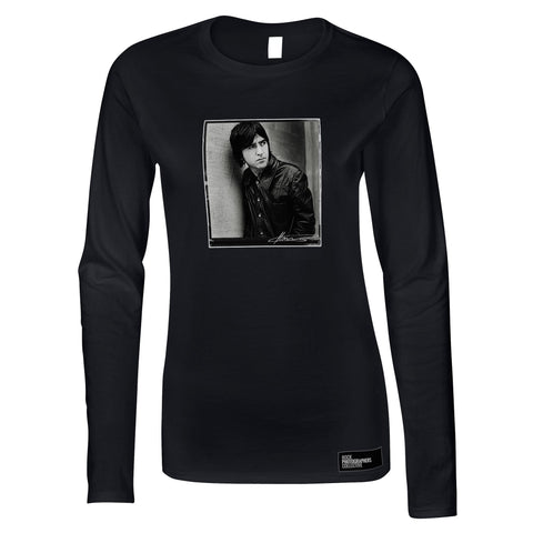 Johnny Marr, The Smiths, 2002, (1) MRW Women's Long Sleeve