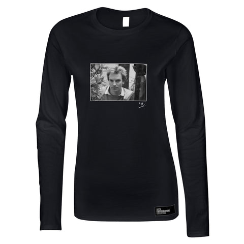 Sting location portrait AP Women's Long Sleeve