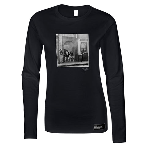 AC/DC Rock Women's Long Sleeve