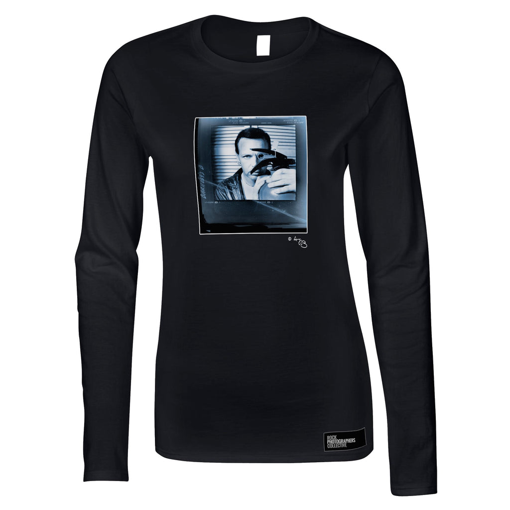 Gary Numan - Tubeway Army (1) Women's Long Sleeve.