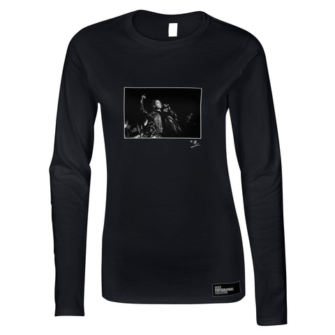Michael Hutchence live (2)1985 AP 00445 Women's Long Sleeve