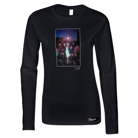 Blondie Rock Women's Long Sleeve