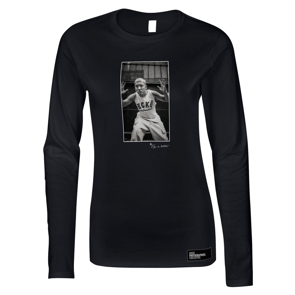 Eminem, London, 1999 (SdB) Women's Long Sleeve