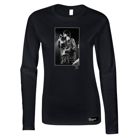 Echo & The Bunnymen live AP Women's Long Sleeve