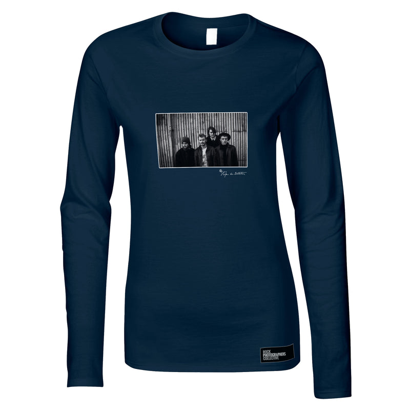 Manic Street Preachers, Cardiff, 1994 (SdB) Women's Long Sleeve