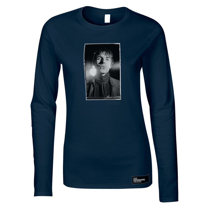 Liam Gallagher, Oasis, 2008, (2) MRW Women's Long Sleeve