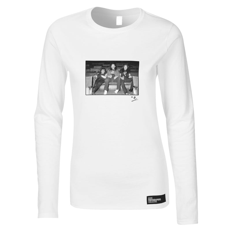 Motorhead whole group 1982 Women's Long Sleeve