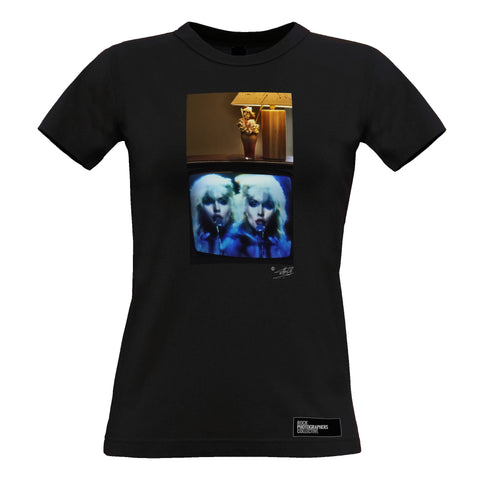 Debbie Harry - Blondie (2) Women's T-Shirt.