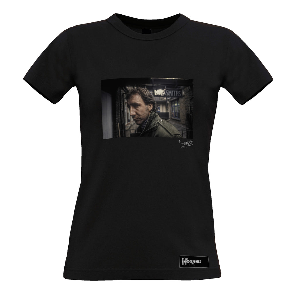 Pete Townshend (1) - The Who Women's T-Shirt.