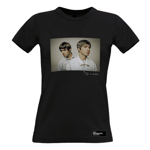 Oasis - The Gallagher Brothers Women's T-Shirt