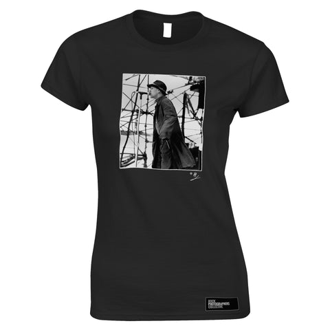 Michael Stipe REM live AP Women's T-Shirt