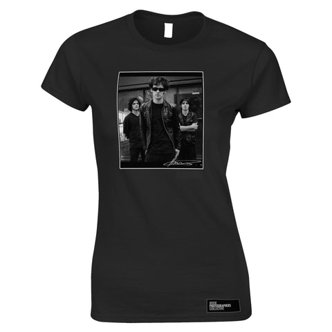 Black Rebel Motorcycle Club, 2003 (2) MRW Women's T-Shirt