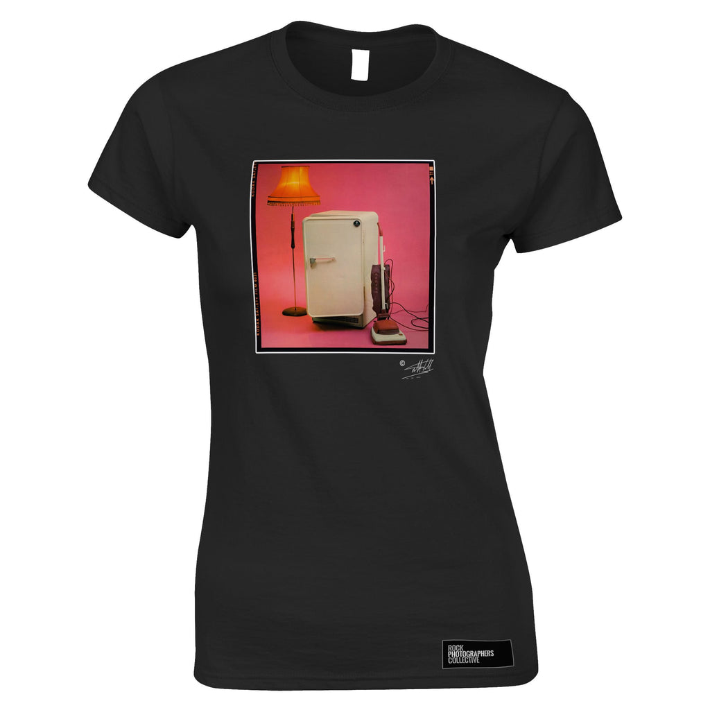 The Cure 'Three Imaginary Boys' Album Cover Women's T-Shirt