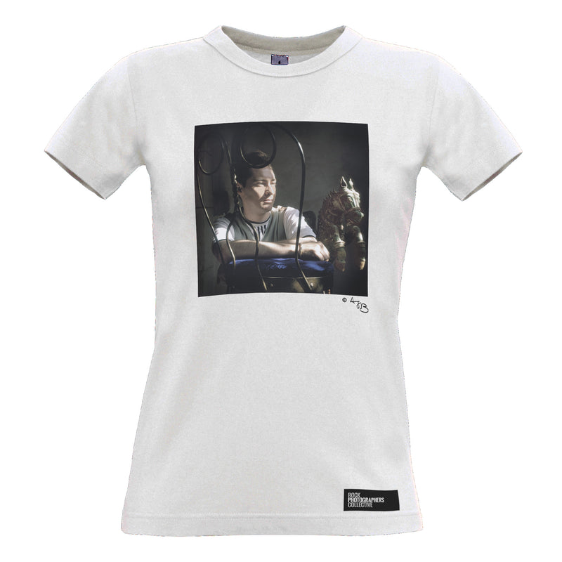 Roddy Frame, Aztec Camera Women's T-Shirt.