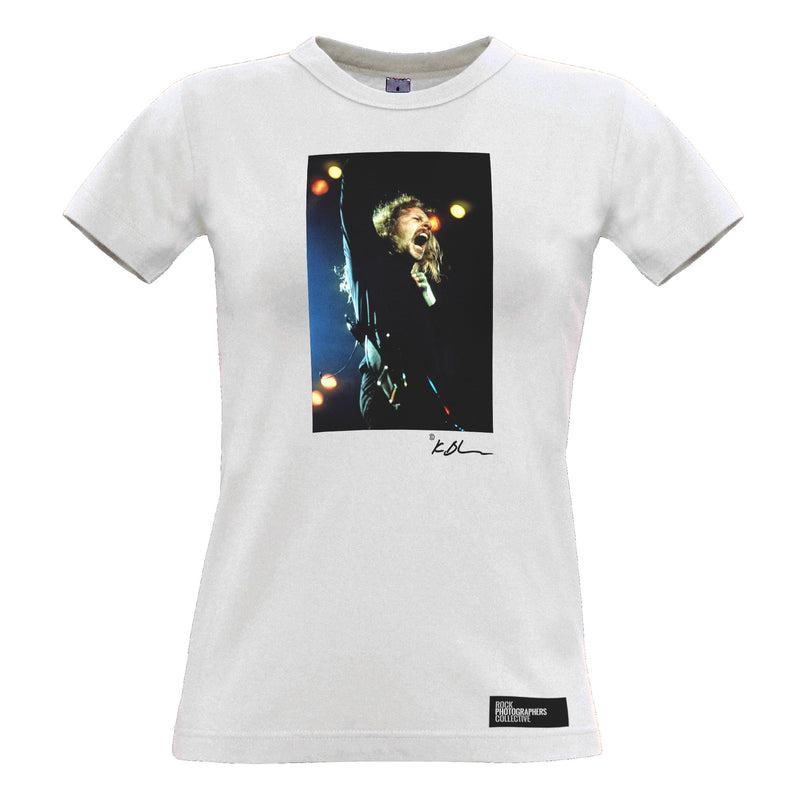 Metallica live Women's T-Shirt