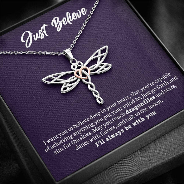 Message Card Luxury Necklaces