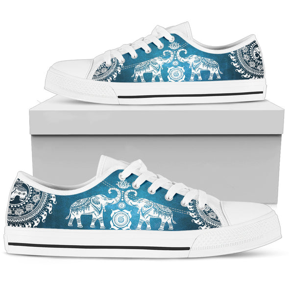 Elephant Mandala Shoes