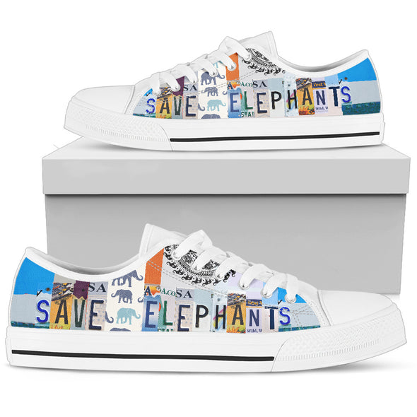 Save Elephants Shoes