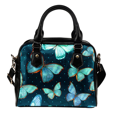 Butterfly Love Shoulder Bag | woodation.myshopify.com