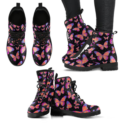 Bohemian Butterfly Boots | woodation.myshopify.com