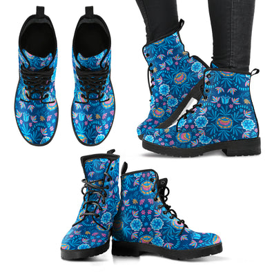 Good Fortune Floral Boots