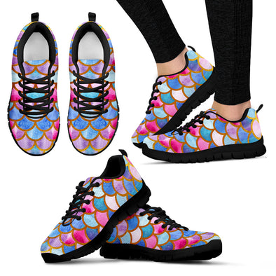 Be A Mermaid Sneakers