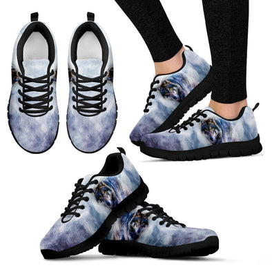 Wild Wolf Sneakers