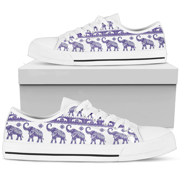 Bohemian Elephant Shoes | woodation.myshopify.com