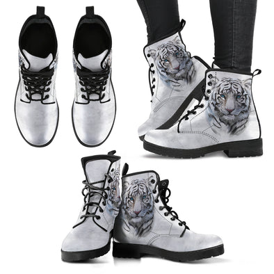 White Tiger Boots
