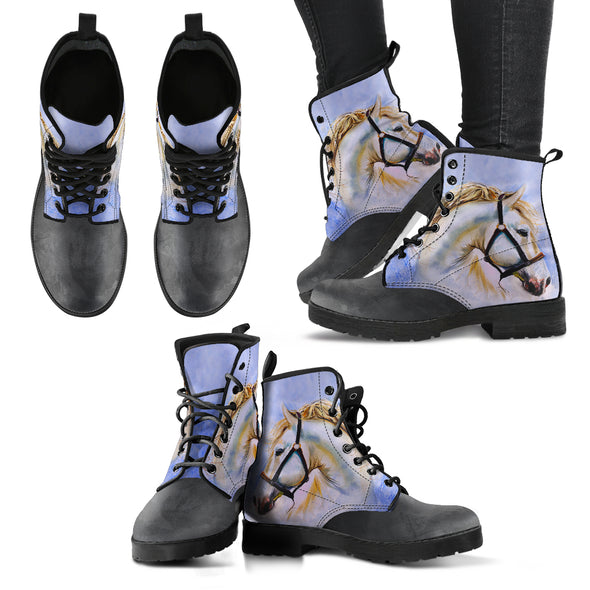Spiritual Horse Boots | woodation.myshopify.com