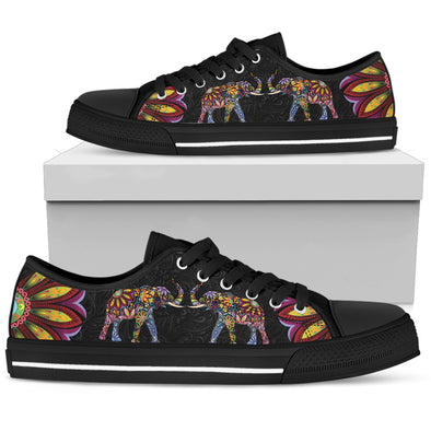 Bohemian Elephant Shoes