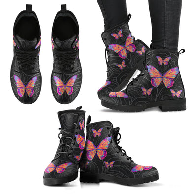 Butterfly Love Boots