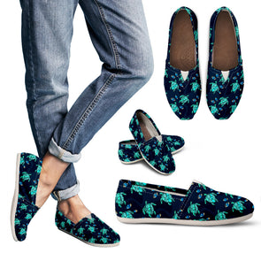 Turtle Love Casual Shoes | woodation.myshopify.com