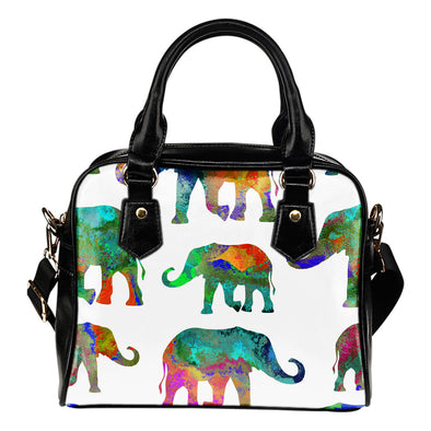 Watercolor Premium Shoulder Bag
