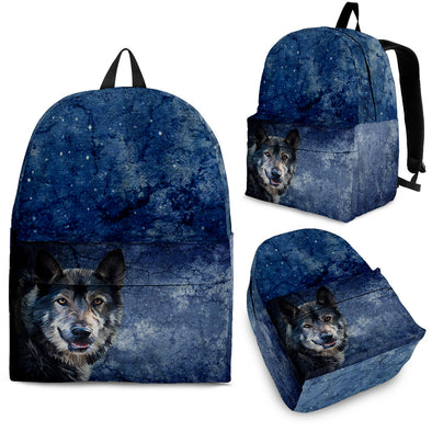 Wild Wolf Backpack